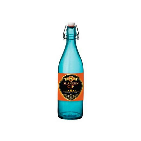 Giara fles voor slangengif