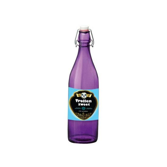 Giara fles voor trollen zweet