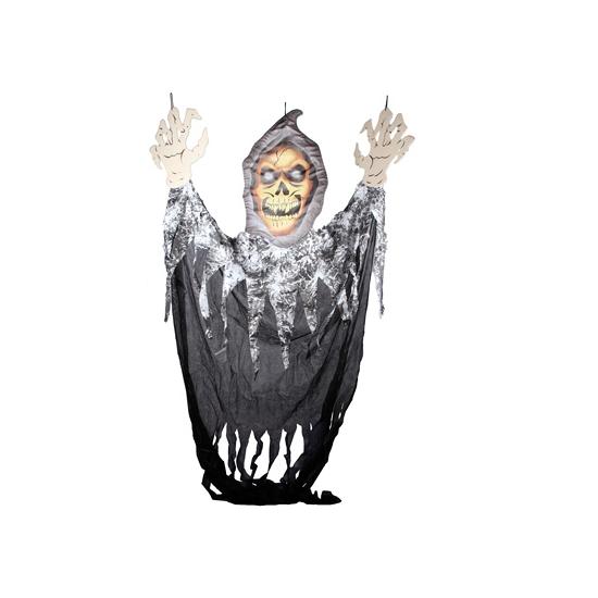 Halloween mega versiering 160 x 300 cm