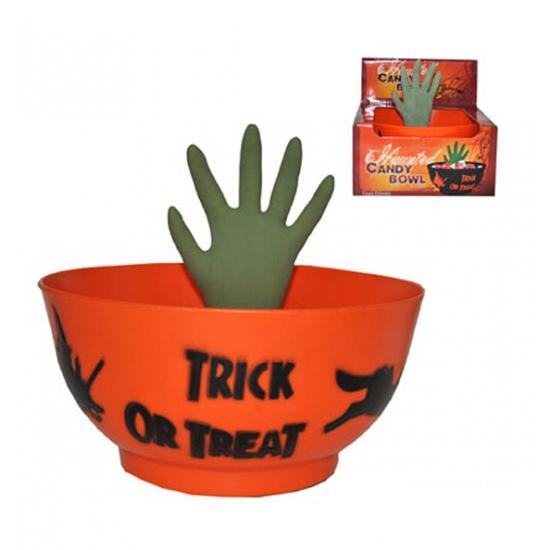 Halloween snoepschaal