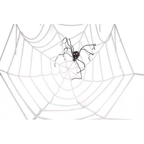 Halloween spinnenweb 2 meter