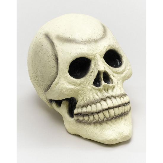 Horror decoratie schedel 30 cm