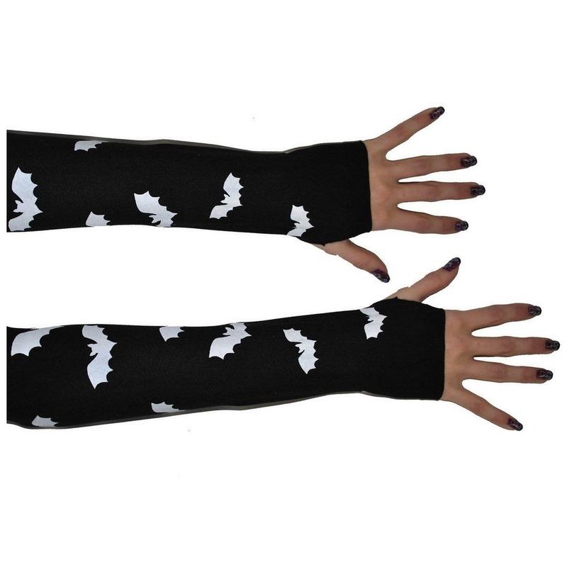 Lange vleermuizen handschoenen