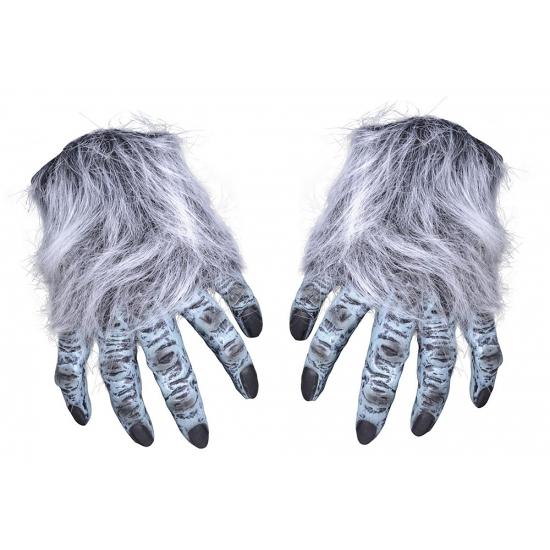 Latex weerwolf handschoenen
