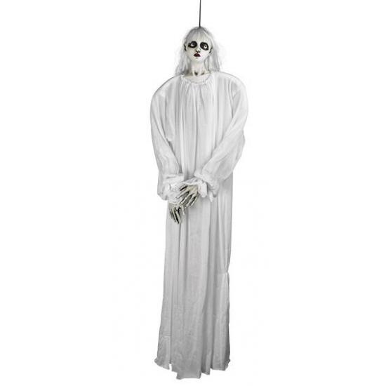 Meisjes spook hangpop 120 cm
