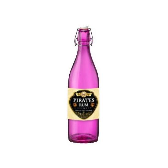 Piratenrum fles