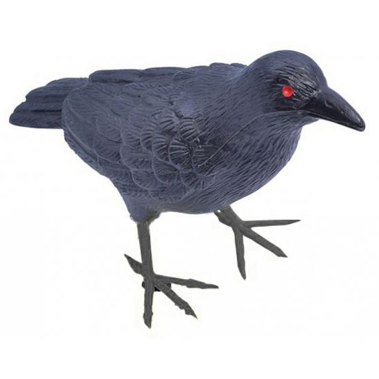 Plastic raven