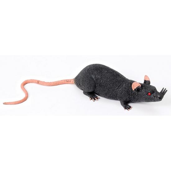 Rubber rat 15 cm