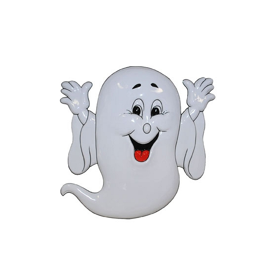 Spookje muurdecoratie Halloween
