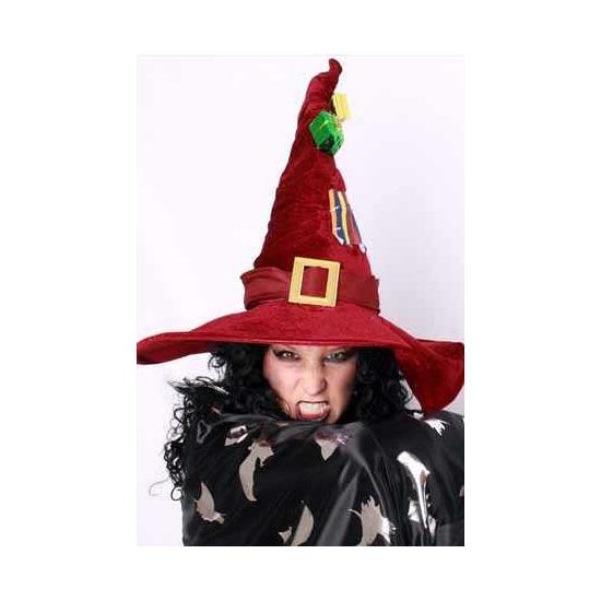 Verkleed hoed voor heksen