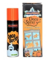 Halloween decoratie spray met sjablonen