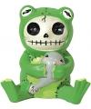 Halloween furry bones beeldje kikker froggie