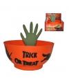 Halloween halloween snoep schaal