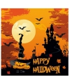 Happy halloween servetten 20 stuks