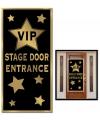 Vip ingang deur banner 76 x 150 cm