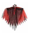 Halloween hangdecoratie dracula pop met licht 90 cm