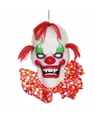 Halloween horror hangdecoratie horror clown 60 cm